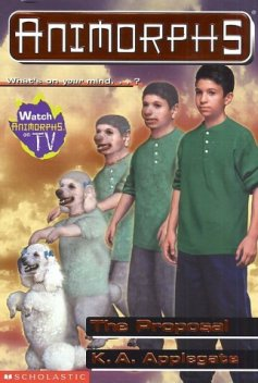 animorphs poodle