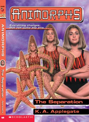 animorphs starfish